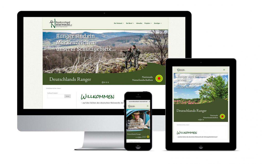Launch unserer neuen Website!